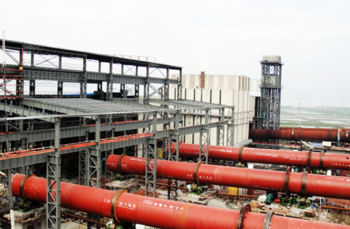 Ferro-Nickel Rotary Kiln Refractory Products