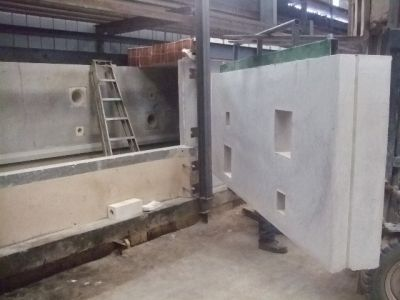 Tunnel kiln precast block 隧道窑预制大块